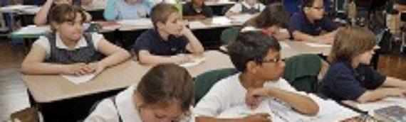 Bishop's Blog: Catholic Education