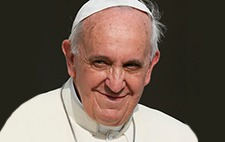 Pope widget