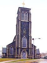 USAMASSACHUSETTSTAUNTONCHURCH OF SAINT MARY