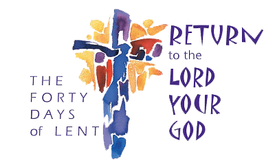Lent Return to Lord Your God sm