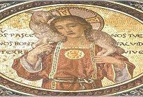 Loving Shepherd Mosaic-1