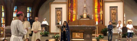 Launching Bishop da Cunha's New Blog: Building Faith