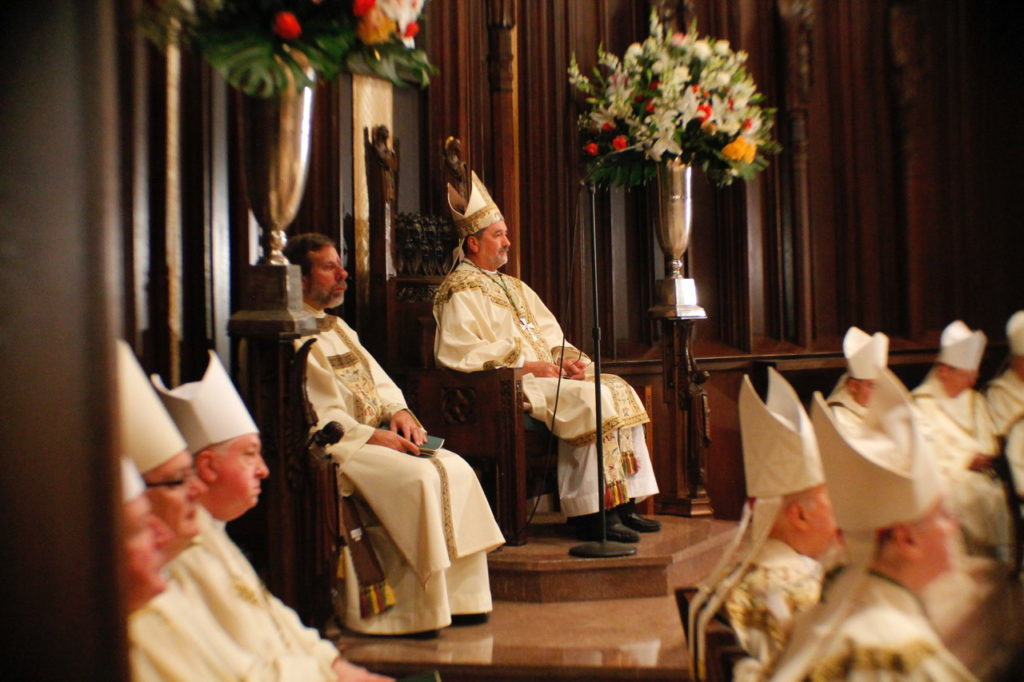 Bishop Edgar da Cunha Installation Mass September 24. 2014