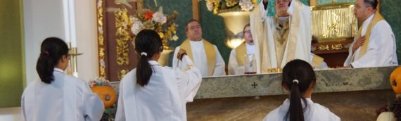 Bishop's Blog: Beyond the Diocese