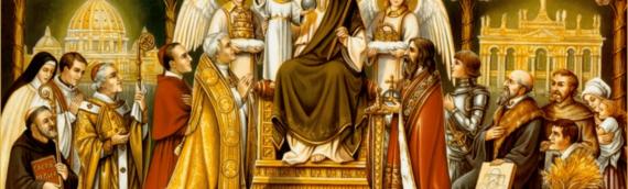 Saint Joseph, Protector of the Church