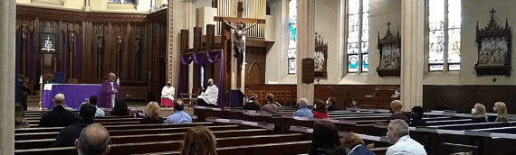 Bishop's Blog: Giving Life to the Church