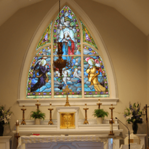 Bishop's Blog: St. Joseph, Mary, and Appreciated Teachers