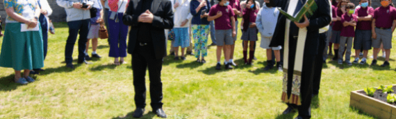 Bishop's Blog: The Blessings of the Sacraments