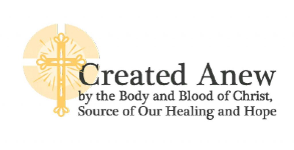 Created Anew USCCB Eucharist Revival Initiative