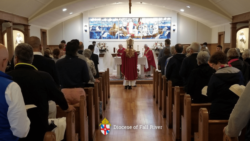 St Thomas Chapel Cape Cod Rededication Bishop da Cunha